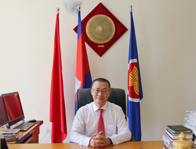 Vietnamese Ambassador Summoned Over Troops at the Border