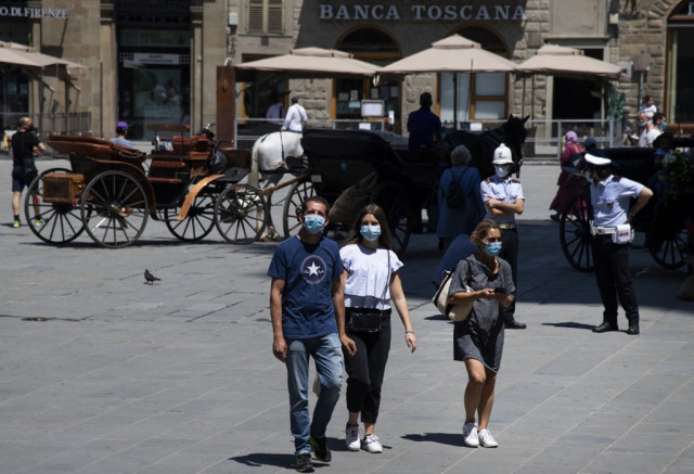 Italy reopens to tourists from Europe