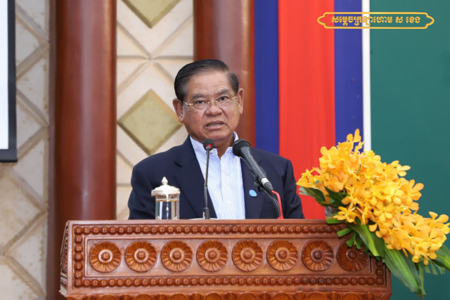 Cambodia Is Looking into Granting Phnom Penh and Some Provinces Special Status