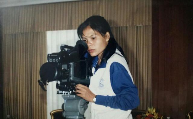 Mrs. Saroth -- 24 Years behind a Camera