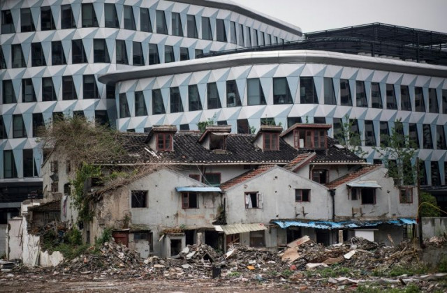 China targets land grabs, forced evictions in new law