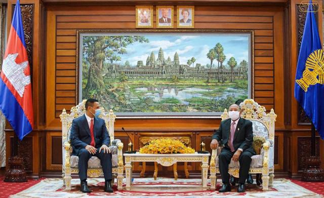 Timor-Leste Eyes Cambodian Investors