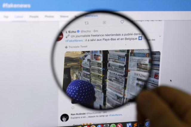 Media calls on EU to crack down on online disinformation