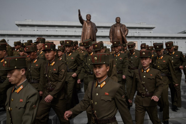 North Korean army 'fully ready' for action against Seoul: KCNA