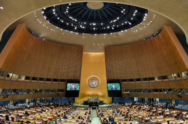 India, Mexico, Norway, Ireland elected to UN Security Council