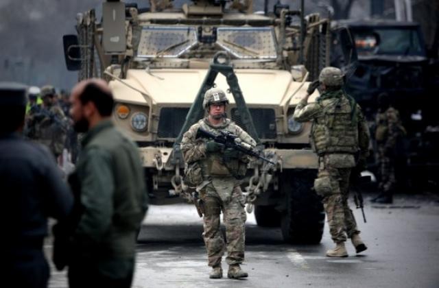 U.S. reaches troops reduction target of 8,600 in Afghanistan: U.S. general