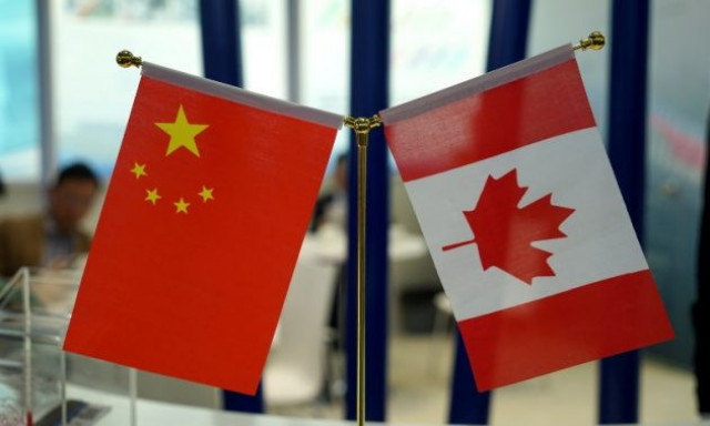 China denounces Canada's 'megaphone diplomacy' over spy charges