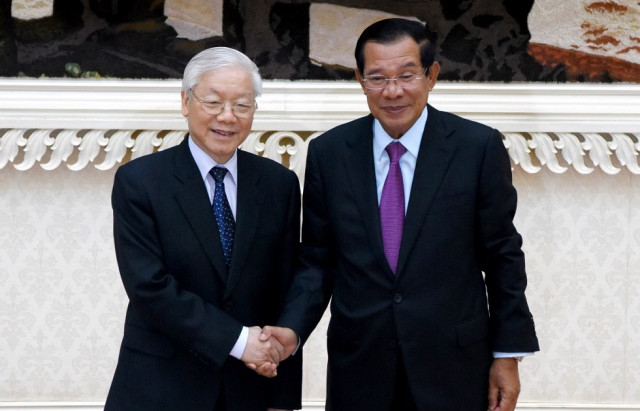 Vietnam Expresses its Best Wishes to the Cambodian People's Party on its Anniversary