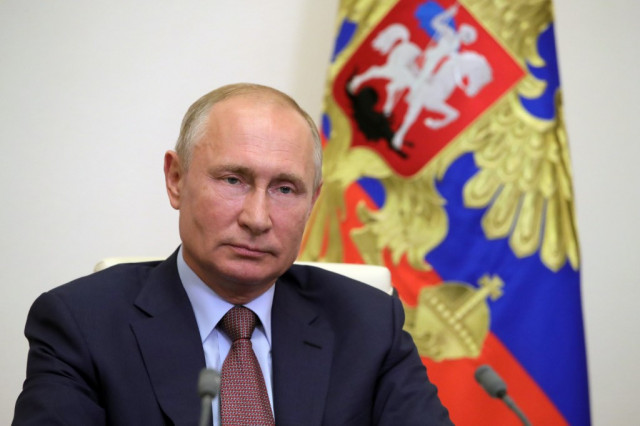 Five decisive moments in Putin's two-decade rule