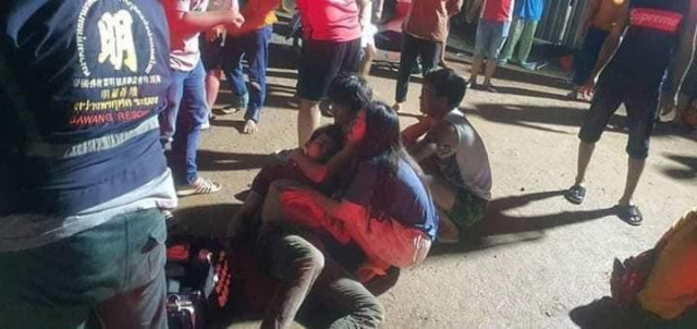 Several Cambodians Shot in Thailand by Construction Foreman
