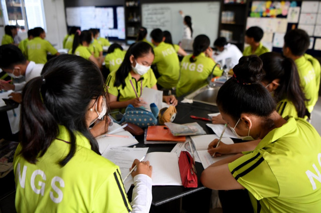 Building the Digital Foundations for the Future of Cambodia's Classrooms