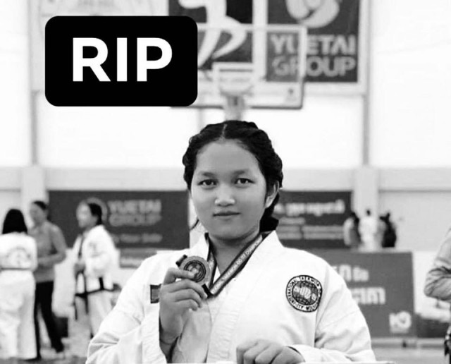 Cambodian Taekwon-Do Prodigy Killed in House Fire