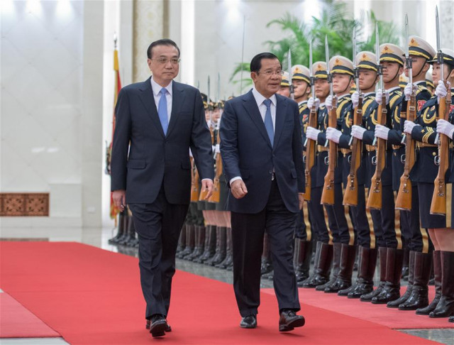 Hun Sen to Attend the Signing of a Free Trade Agreement with China Next Month