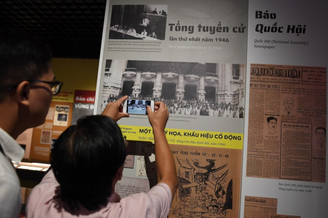Vietnam, where independent media is outlawed, opens press museum