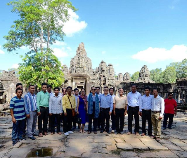 Kem Sokha Makes Numerous Public Appearances Throughout Cambodia