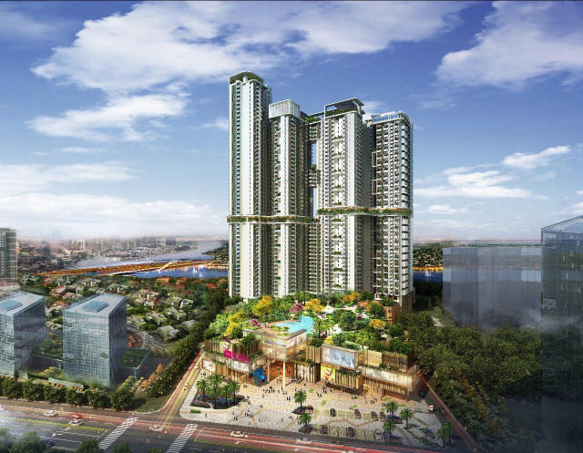 Urban Village Announces Pre-Launch Sales of Sky Prime Building H - The Tallest Building Along Samdech Hun Sen Boulevard
