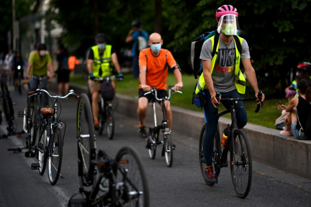On yer bike: cycling industry out-pedalled by demand