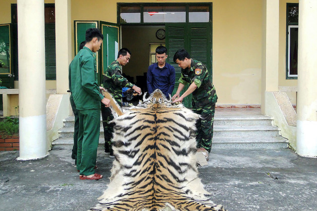 Vietnam suspends wildlife trade as pandemic prods action