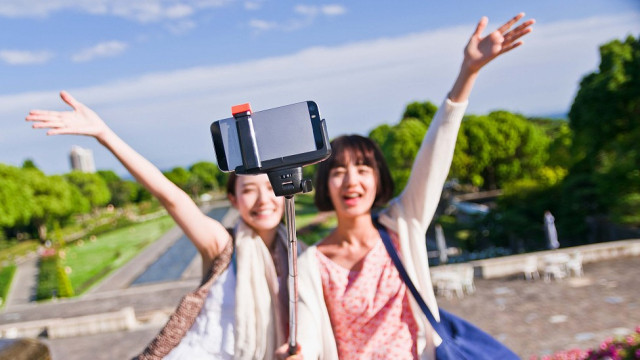 What if we were prohibiting selfies at vacation destinations?