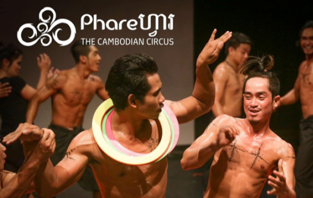 Phare, The Cambodian Circus, Reopens in Siem Reap Province