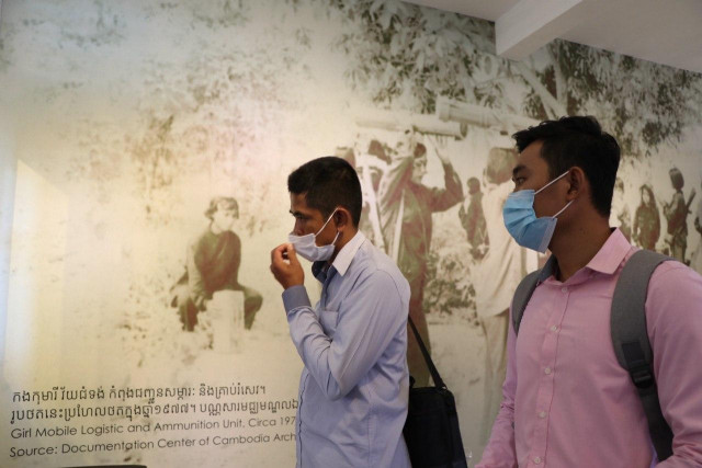 DC-Cam Opens a Center in Takeo Province about the Khmer Rouge Regime and its Aftermaths