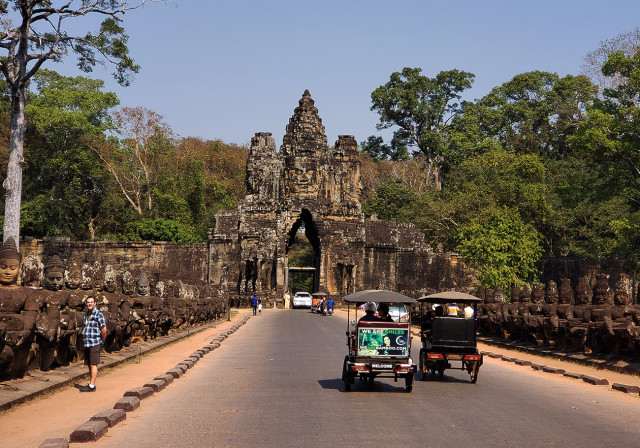 Angkor and Beyond…!