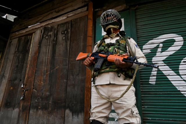 Indian Kashmir under curfew ahead of 'black day' anniversary