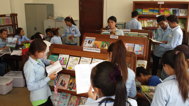 Lifelong Learning Must Be Promoted in Cambodia to Materialize Its Vision