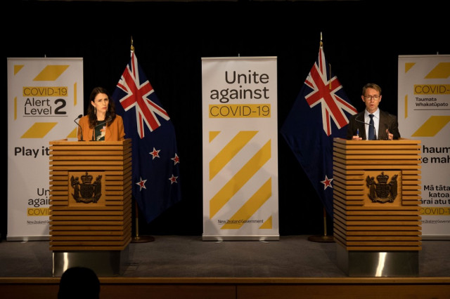 New Zealand reaches 100-day milestone without virus transmission