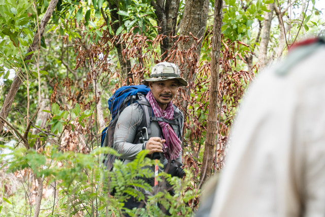 Chuon Phirum -- 19 Years of Adventure at Cambodia's Most Remote Natural Sites
