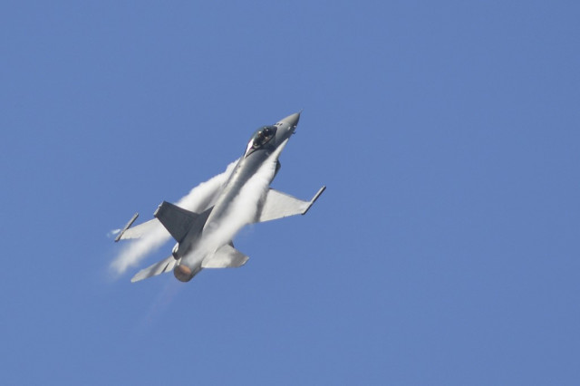 Taiwan finalizes $62bn purchase of F-16 jets from Lockheed Martin