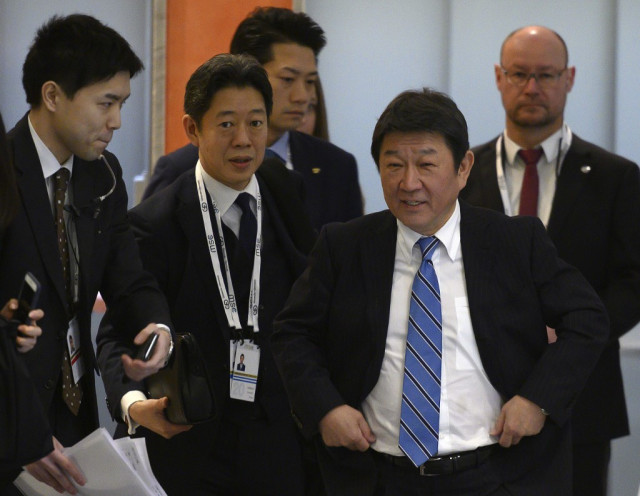 Japan Foreign Minister  Set to Discuss Trade and Regional Issues while in Cambodia this Weekend
