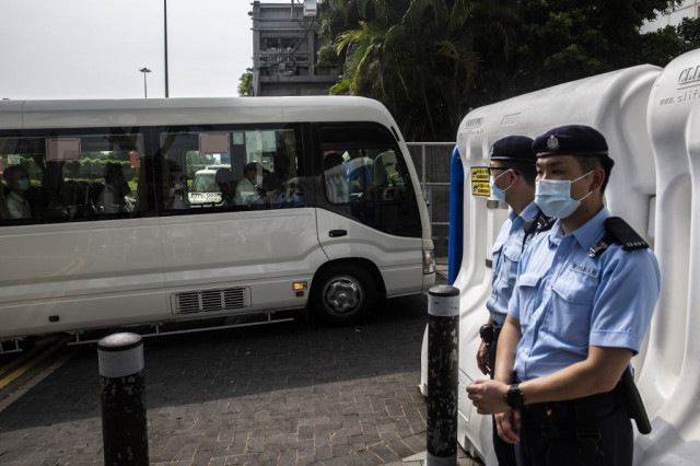 Hong Kong mass virus test plan hampered by swirling China distrust
