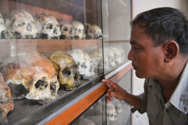 The Death of Former Khmer Rouge Leader Duch Leaves one of his Former Victims with Mixed Feelings