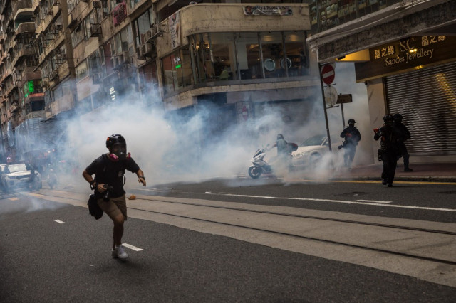 New China law a 'serious risk' to Hong Kong's freedoms: UN experts