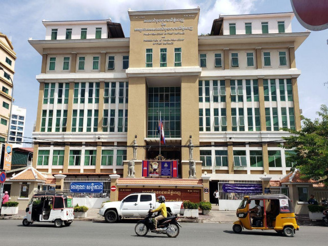 Three Members of the NGO Mother Nature Are Charged in Phnom Penh Court