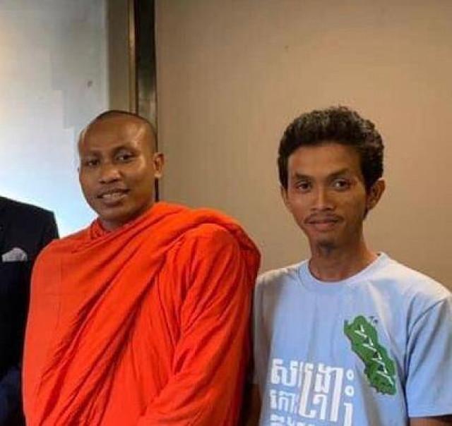 The Phnom Penh Police Arrest One More Student Activist