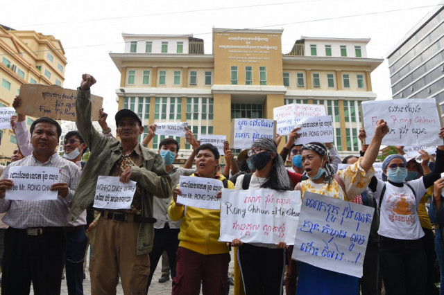 Cambodia Denies the UN Statement Saying Human-Rights and Environmental Activists Are Targeted