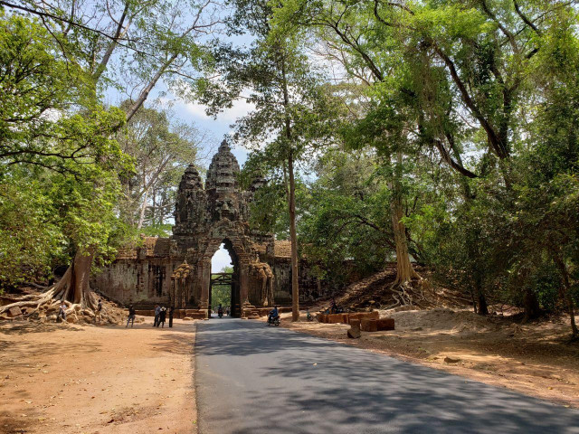 Water, Forests and Temples: The Inseparable Elements of Siem Reap