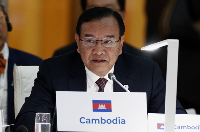 "Cambodia Calls ""Politically Motivated"" US Officials' Call for the Release of Activists"