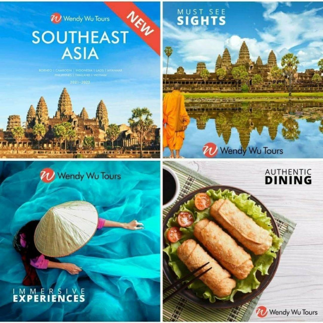 Australian Travel Agency Reprimanded for Advertising Angkor Wat as Vietnam