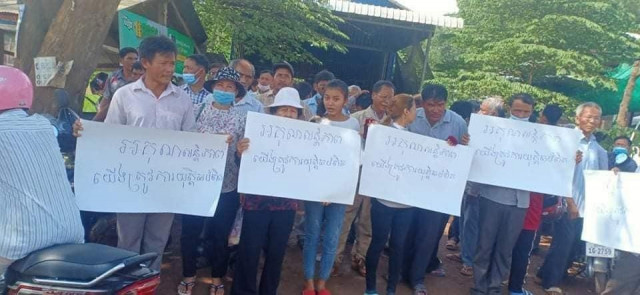 Seven ex-CNRP Members Sentenced to Prison for Plotting Against Government