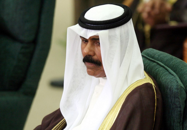 Kuwait to swear in new emir after death of ruler