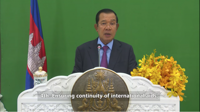 Hun Sen says World Needs New Deadline for Agenda 2030