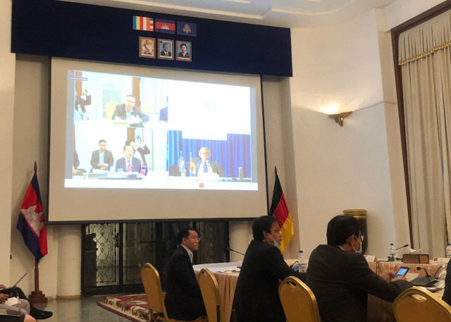 Germany Contributes $8.2 million to Cambodia's Response to COVID-19
