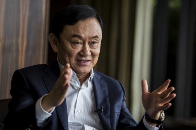 Former Thai PM Thaksin had coronavirus but recovered: source