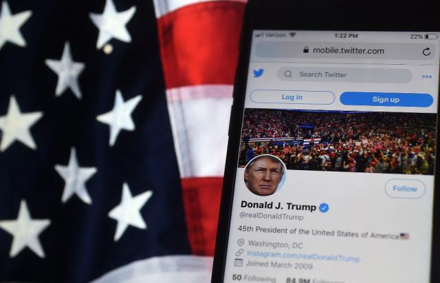 Twitter bans Trump death wishes, sparks debate