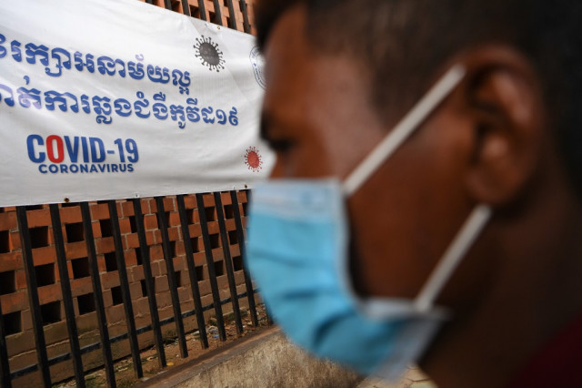 A Cambodian Man Returning from Abroad Becomes the Country's Latest COVID-19 Case