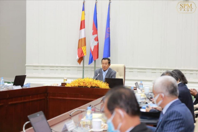 Hun Sen Says that Cambodia Plans to Meet its Financial Obligations in spite of COVID-19
