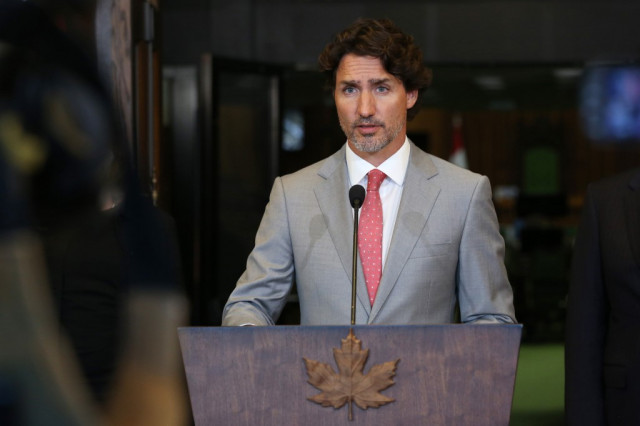 Trudeau slams China on human rights, 'coercive diplomacy'